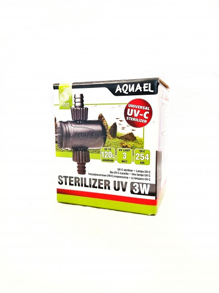 Sterilizer UV-C 3 Watt