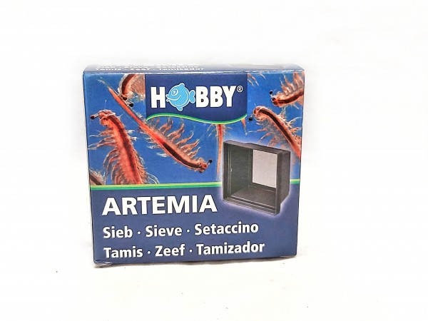 Artemia Sieb 120my