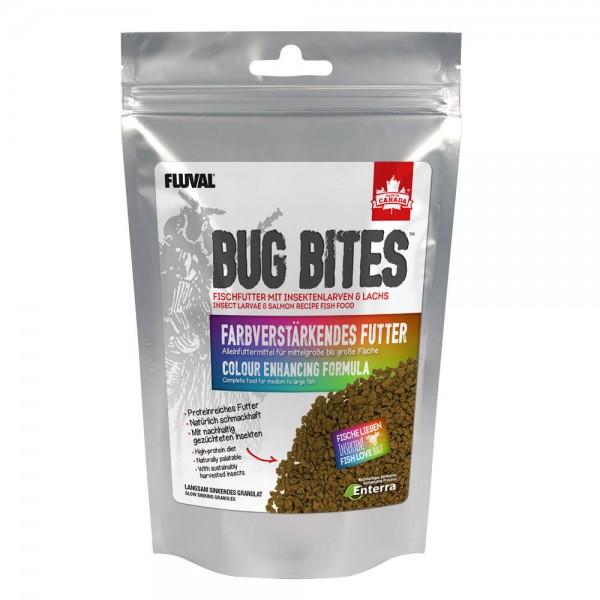 Bug Bites für Farbintensität, Fluval das Naturnahe Futter mit Insekten für bessere Farbenpracht
