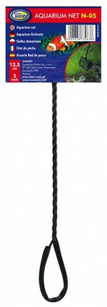 Aqua Nova N-05 12,5cm Fangnetz Kescher für Aquarienfische bei Wiebies Aquawelt