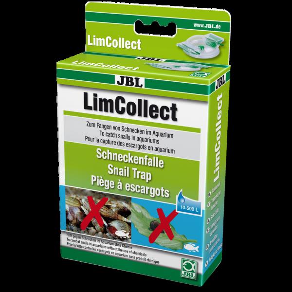 JBL LimCoollect die Schneckenfalle für unerwünschte Schnecken. Die einfach Lösung Schnecken zu fangen bei wiebies Aquawelt