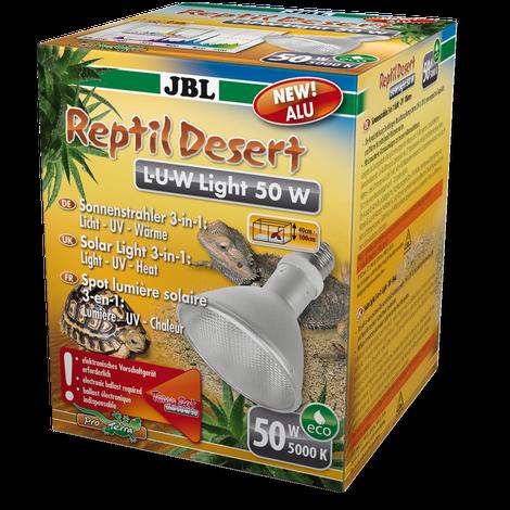 Reptil Desert 50Watt Wärme UV Lampe für reptilien kaufen