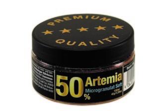 Artemia 50% Granulat- Discusfood Premium