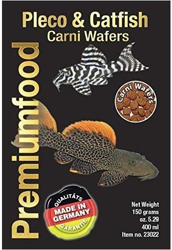 Duscusfood, Pleco Wafer, Carni wafer, Welsfutter, Welstabs, Tabletten, Bestes welsfutter