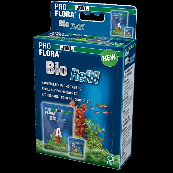 Pro Flora Bio 80 Refill von jBL für optimale Pflanzenversorgung mit co2