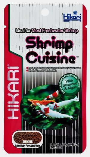 Hikari - Shrimp Cuisine - Garnelenfutter Probe