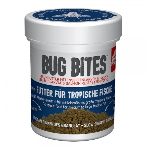 Bug Bites für Tropische Fische 45g , Fluval Futter, Insektefutter für Zierfische