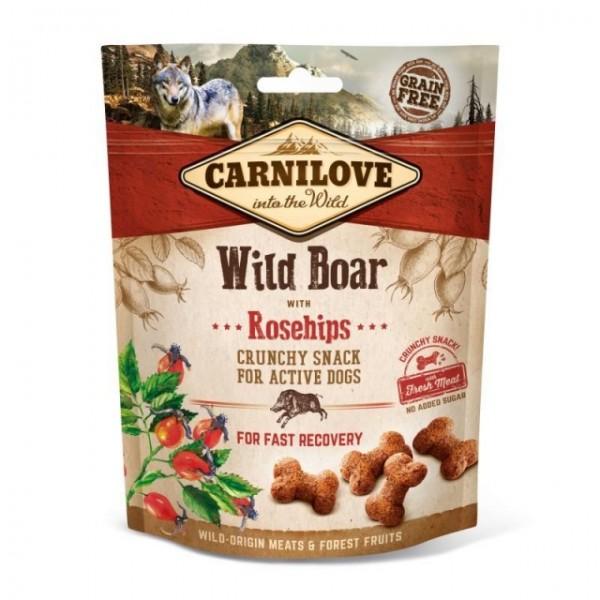 Carnilove Dog Crunchy Snack - Wild Boar/Rosehip