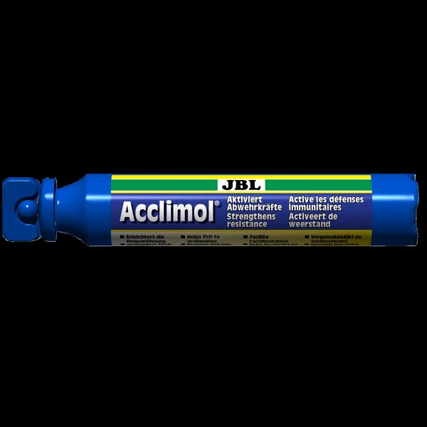 Acclimol - zur Eingewöhnung neuer Fische von JBL zur schonenden Eingewöhnung und sicherem Einsetzen neuer Fische