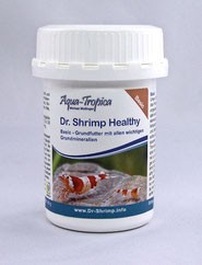 Dr. Shrimp Healthy Basic Garnelenfutter