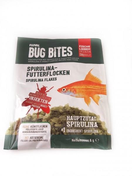 Bug Bites Spirulina Flakes - Probe