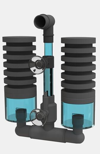 Bio Air Luffilter - Medien Luftheber