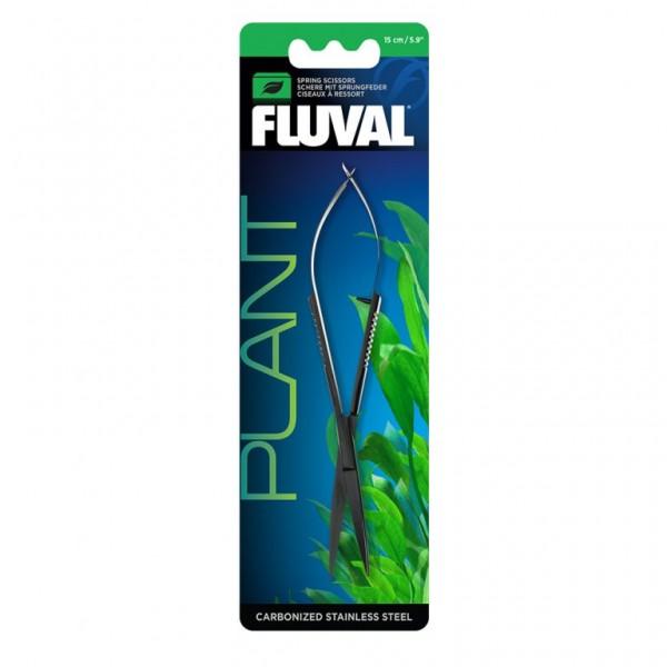 Federschere 15cm die Aquascaping Plant Schere für Profis und Anfänger von Fluval bei Wiebies Aquawelt
