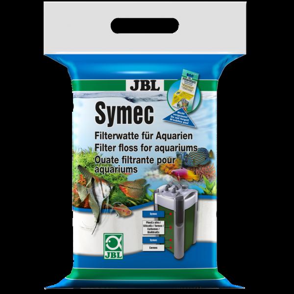 Symec Filterwatte 250g von JBL für optimale Filterung die feine Filterwatte