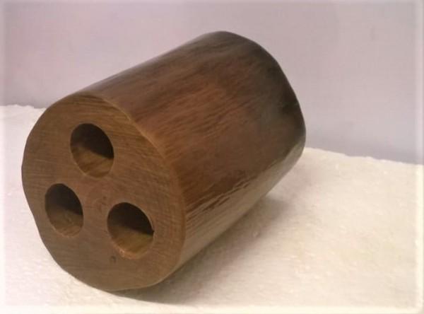 Erlenholzröhren, hexenwels zuchtröhren, höhlen erlenholz Röhren für Welse Natürliches Holz für die Aquariumdekoration