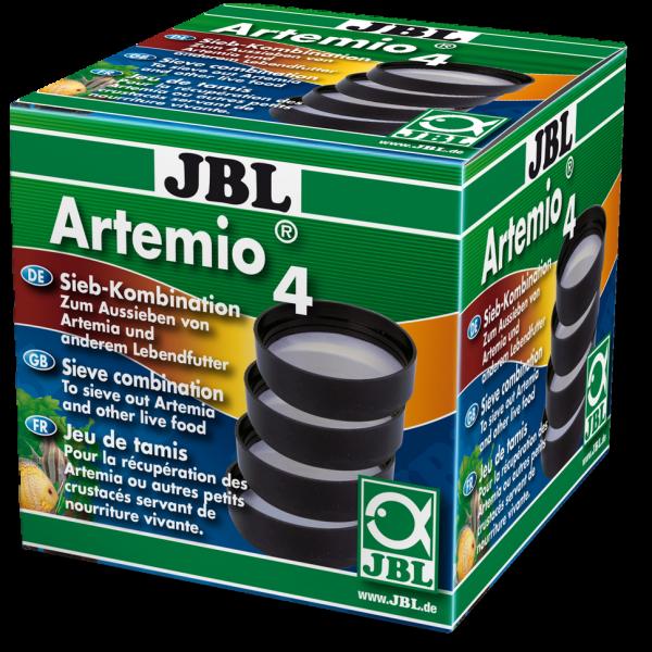 Artemio 4 - Siebkombination
