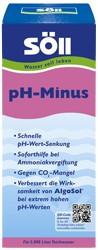ph-minus von Söll für teiche und zur Untersttzung von ph Senkungen im Aquarium