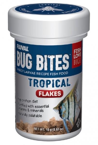 Bug Bites Flakes - Tropische Fische 100ml