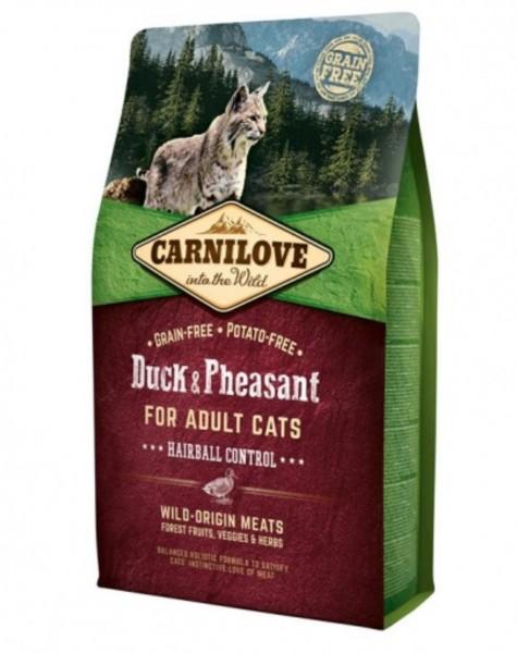 Carnilove Katzenfutter Duck gedreitefreies Katzenfutter kaufen für des Beste Futter für Ihre Katze