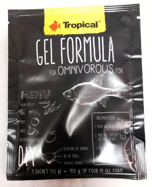 Gel Formula Omnivore 35g