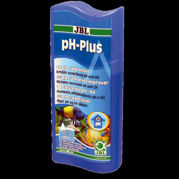 pH-Plus von JBL für die Stabilisierung des pH Wertes im Aquarium