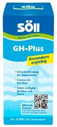 GH-Plus von Söll für die Aufbereitung von Teichen und Weichwasserbecken
