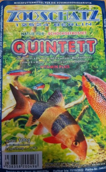 Quintett - Blister 100g