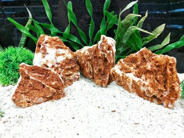 Samuraisteine die Tollen Steine für das Aquarium bei Wiebies Aquawelt