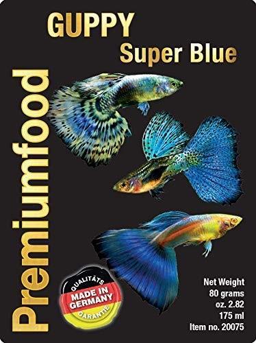Discusfood Guppy super Blue Food für farbprächtige blaue Guppys
