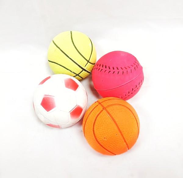 Spielball bunt