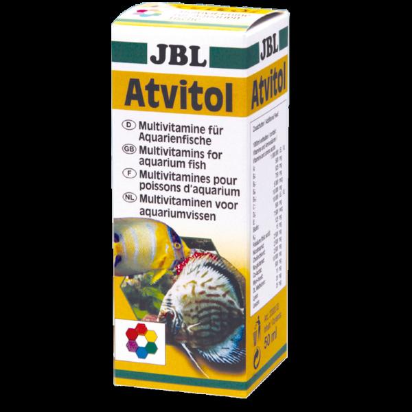JBL Atvitol die Multivitamine für Aquarienfische, Diskus und mehr für gesunde Fische