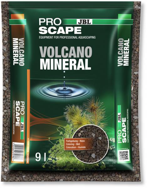 Vulcano Mineral 9 Liter der perfekte Bodengrund für das perfekte Aquascape von JBL bei Wiebies Aquawelt
