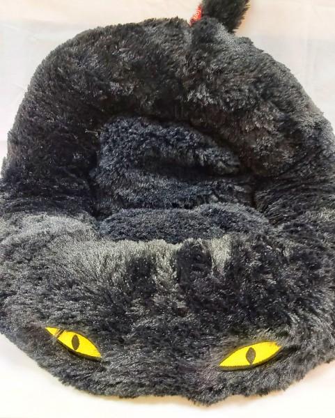 Katzenkissen mit Augen 50cm x 40cm x 9cm