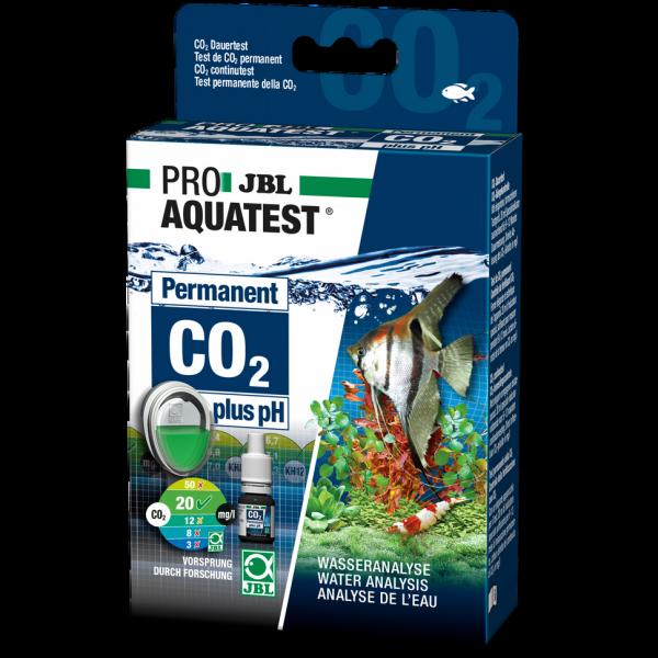 CO2 Dauertest von JBL Pro Aquatest für die dauerhafte Kontrolle des Co2 Wertes im Aquarium bei Wiebies Aquawelt