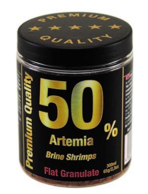 Artemia 50% Flat Granulat
