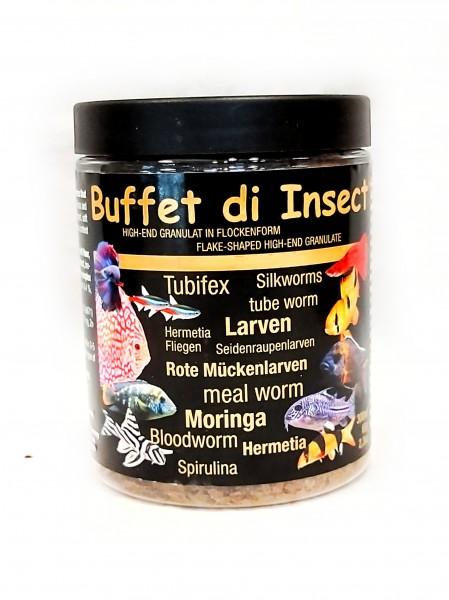 Buffet di insect - Flachgranulat