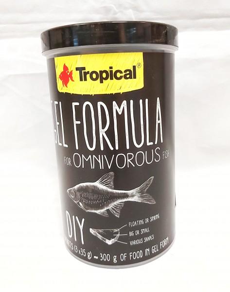 Gel Formula Omnivore 1000ml