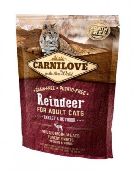 Carnilove Katzenfutter Reindeer gedreitefreies Katzenfutter kaufen für des Beste Futter für Ihre Katze