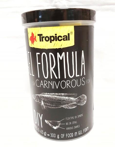 Gel Formula Carnivore 1000ml