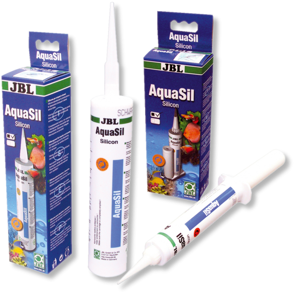 AquaSil 310ml -schwarz von JBL Sekundenkleber, Unterwasserkleber für Pflanzen und Moos sowie Bucephalandras und Anubien