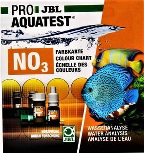 Nitrat Test für Süß und Salzwasser No3 Wassertest für Aquarien bei Wiebies Aquawelt für die optimale Wasser Analyse