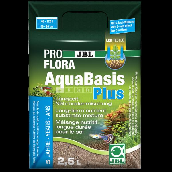 AquaBasis plus Nährboden 2,5L