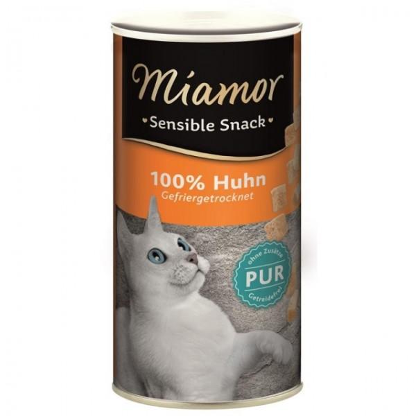Miamor - 100% Huhn gefriergetrocknet - Katzensnack