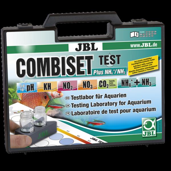 JBL Combiset NH4 der Wassertestkoffer für eine genaue und einfache ermittlund der Wasserwerte im Aquarium