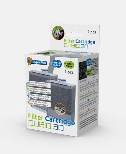 QubiQ 30 Filterkatuschen Doppelpack