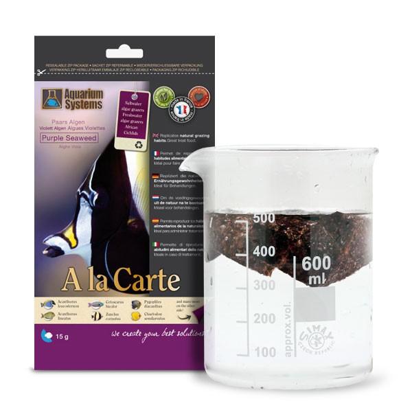 A la Carte - Violette Algen