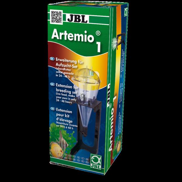 Artemio Erweiterung JBL Artemia Zuchtbehälter für die Zucht von Artemianauplien für die Fischbrut bei Wiebies Aquawelt