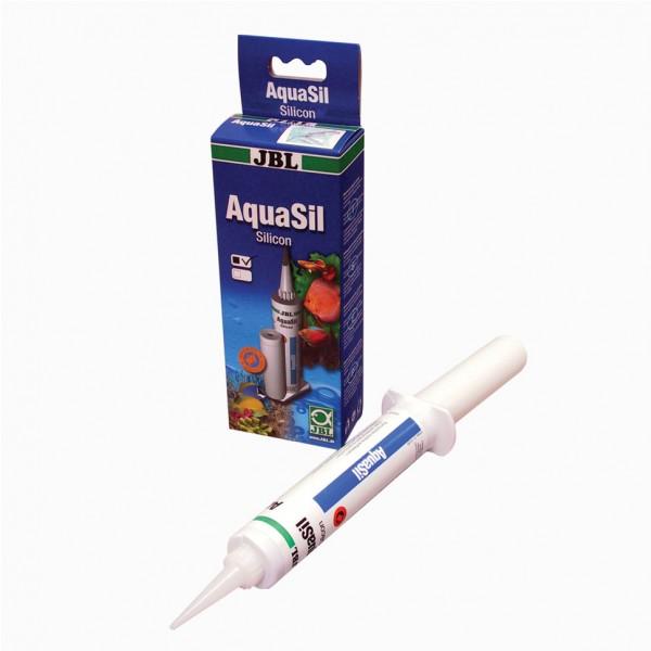 AquaSil 80ml -schwarz von JBL Sekundenkleber, Unterwasserkleber für Pflanzen und Moos sowie Bucephalandras und Anubien