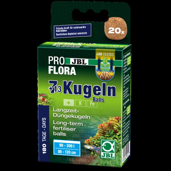 + Düngekugeln der Langzeitdünger für optimale Wurzelversorgung von Aquawrienpflanzen und bestes WachstumJBL ProFlora