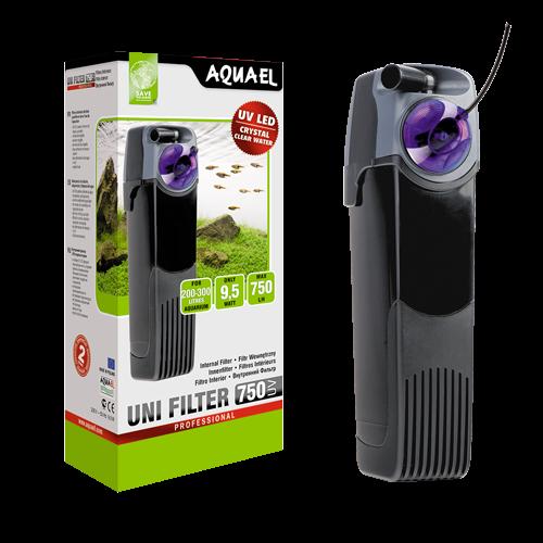 Aquael Unifilter 750 UV macht Aquariumwasser Glasklar, jetzt Aquariumfilter online bestellen